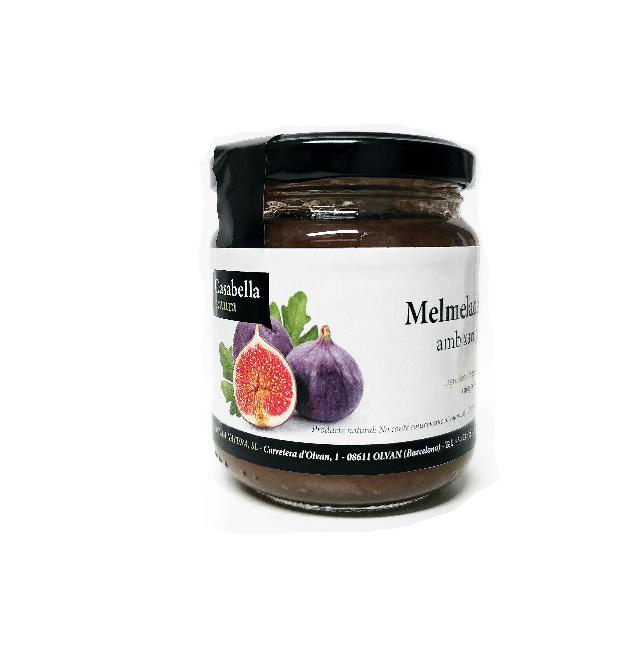 Melmelada de figa